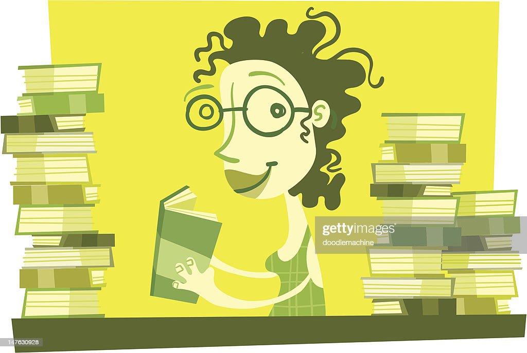 Bookworm Betty