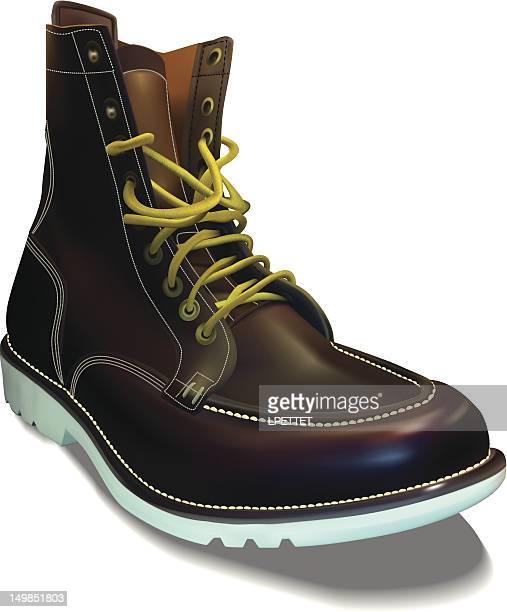 Boot-Vector Illustration