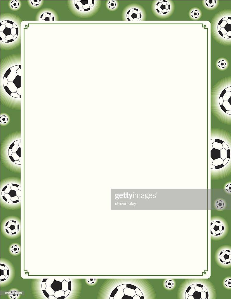 Border - Football (Soccer)