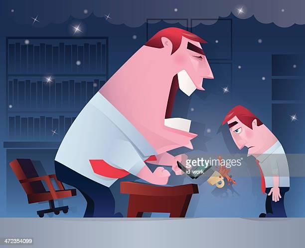 ilustraciones, imágenes clip art, dibujos animados e iconos de stock de responsabilizar de ésta ahora al refuerzo - bullying