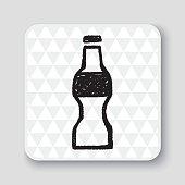 bottle doodle