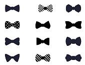 Bow icon collection
