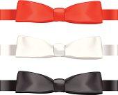 Bow tie - Vector Illustration