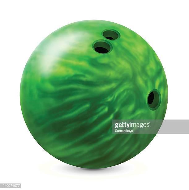 bowling ball - bowling ball stock illustrations, clip art, cartoons, & icons