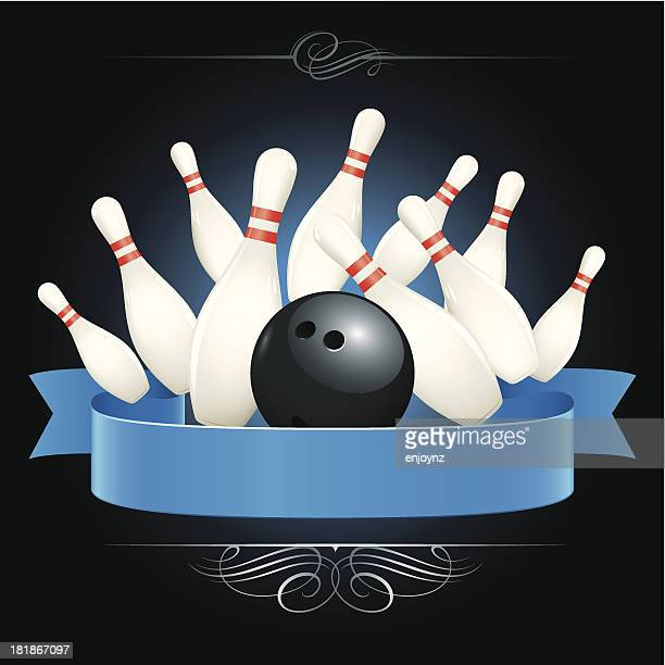 Bowling-banner