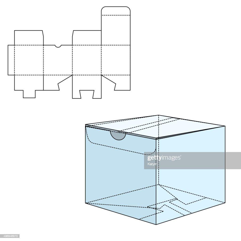 Box die cut
