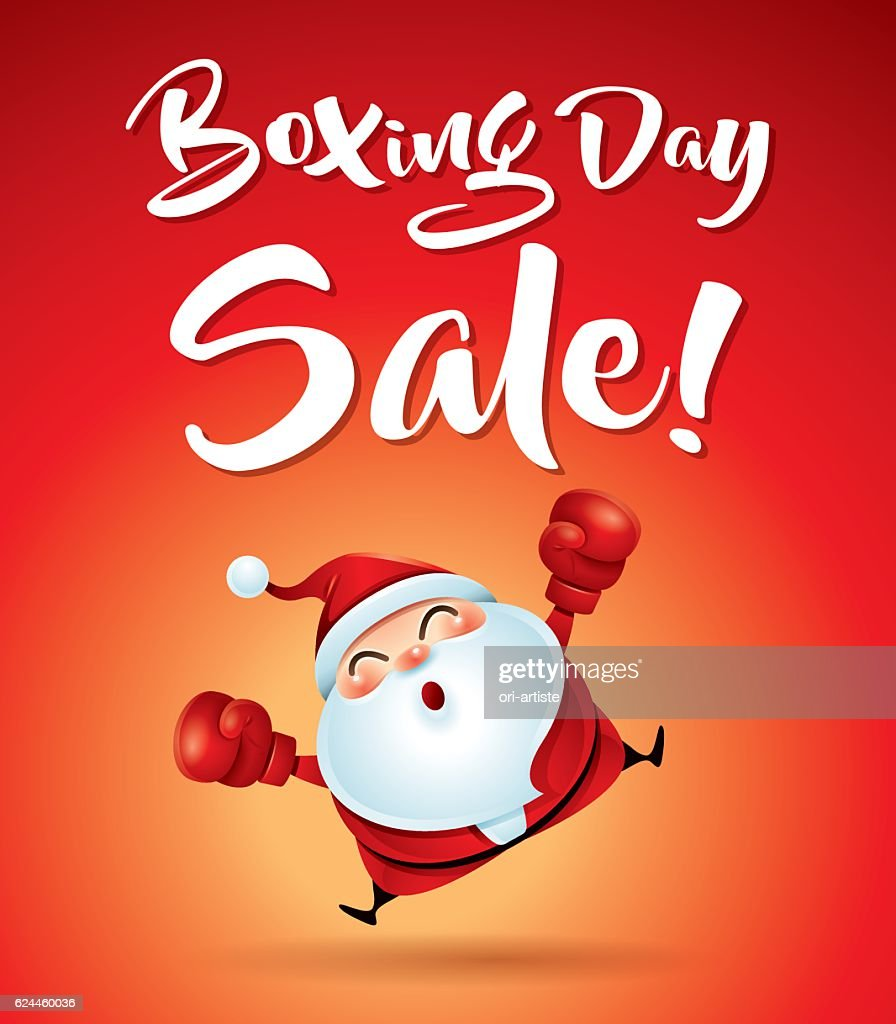 Boxing Day Sale!