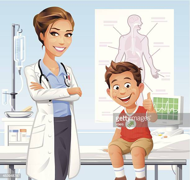 Boy at the Doctor