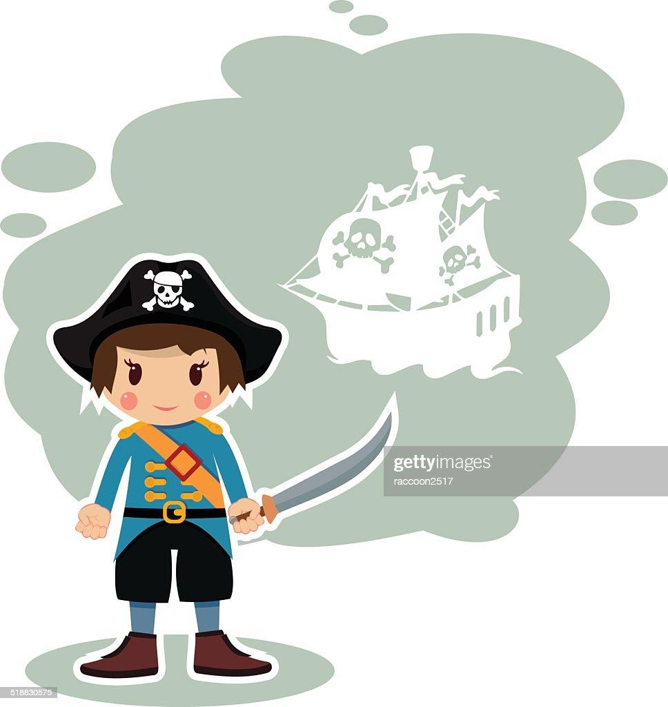 boy pirat
