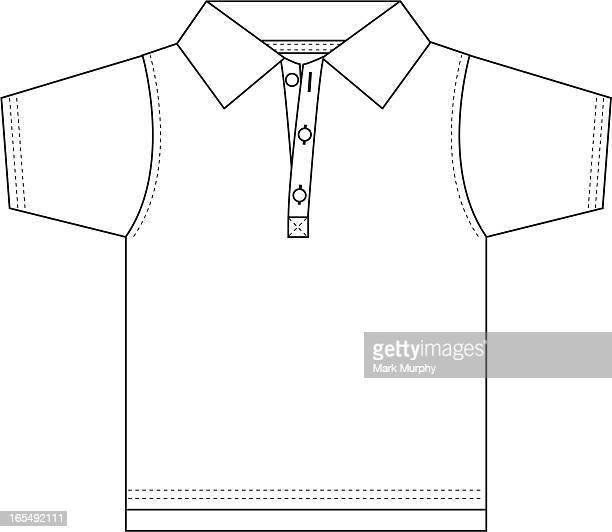 Boys 3 Button Polo Shirt