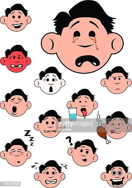 Boy's Emotions