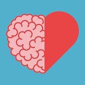 Brain and heart united