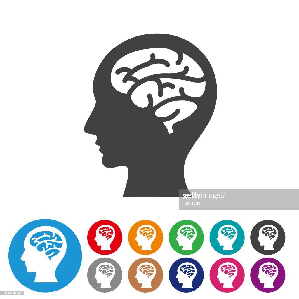Brain Icons - Graphic Icon Series