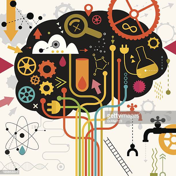 脳の行動を調査