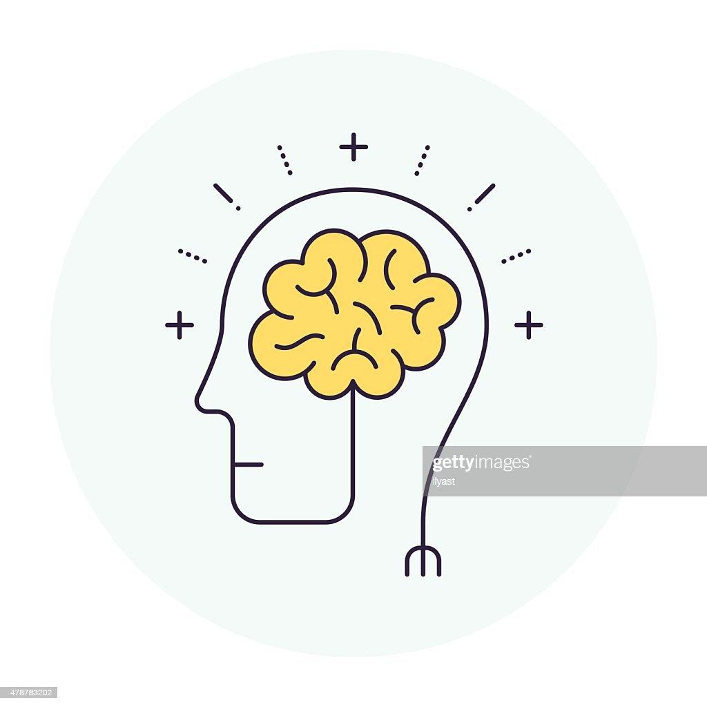 Brainstorming Symbol