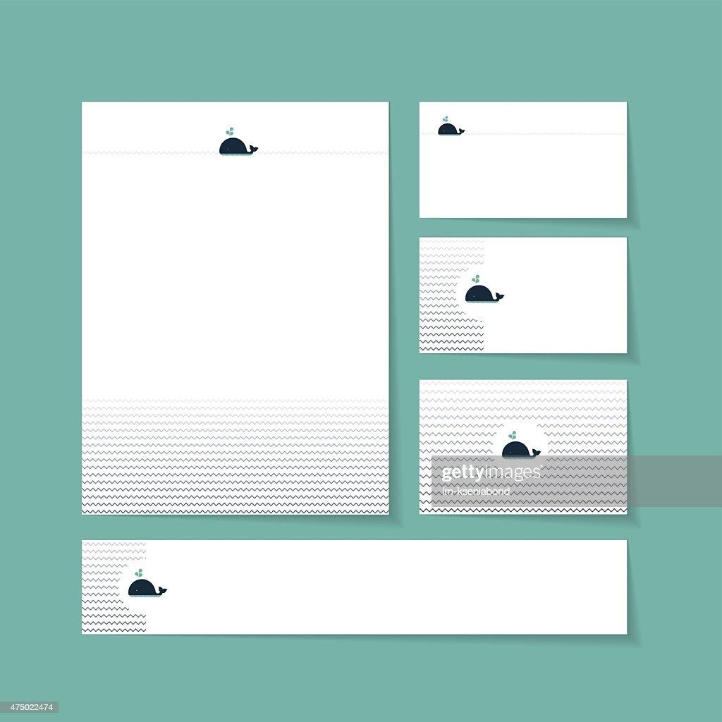 brand letterhead template