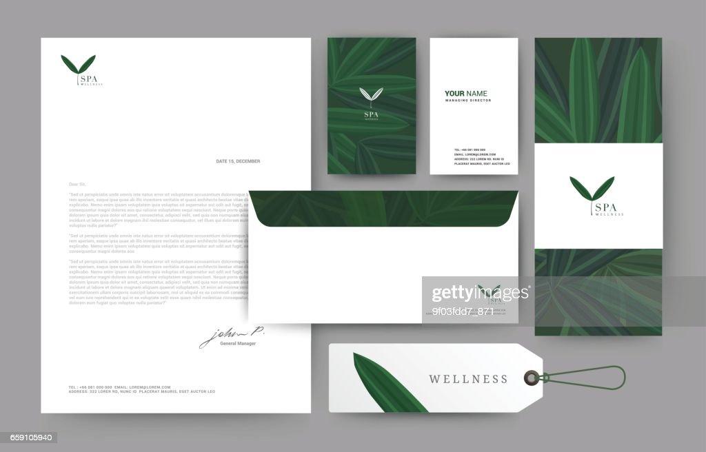 074 - Branding Green Leaf