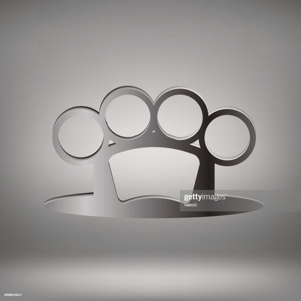 Brass Knuckle Icon