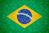 Brazil country flag of brazilian nation