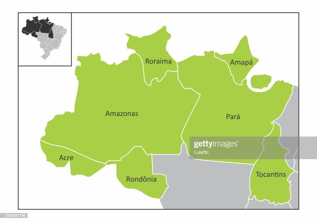 Brazil north region