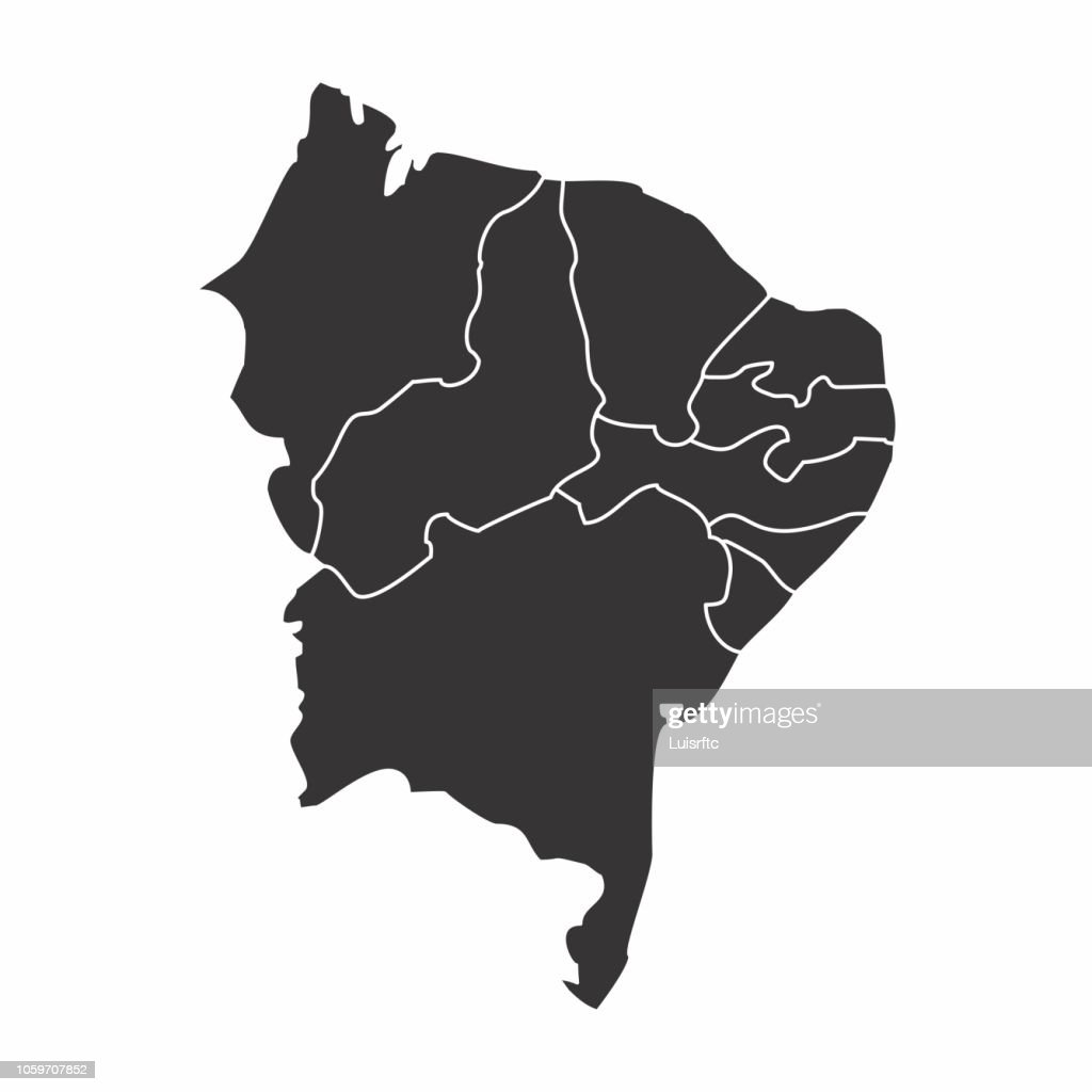 Brazil northeast region