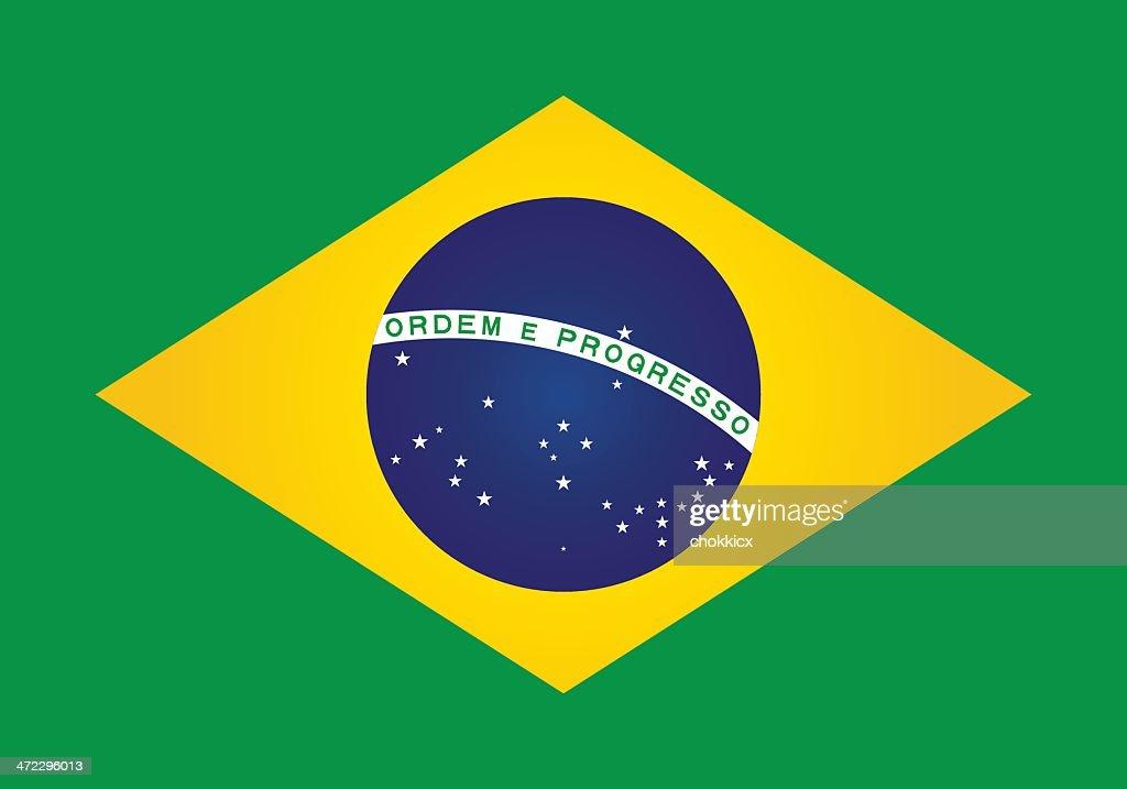 brazil or brazilian flag