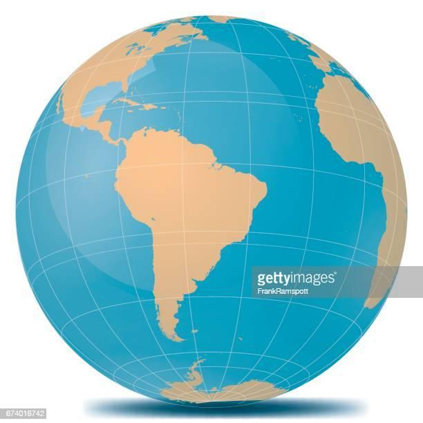 Brasilien-Erde