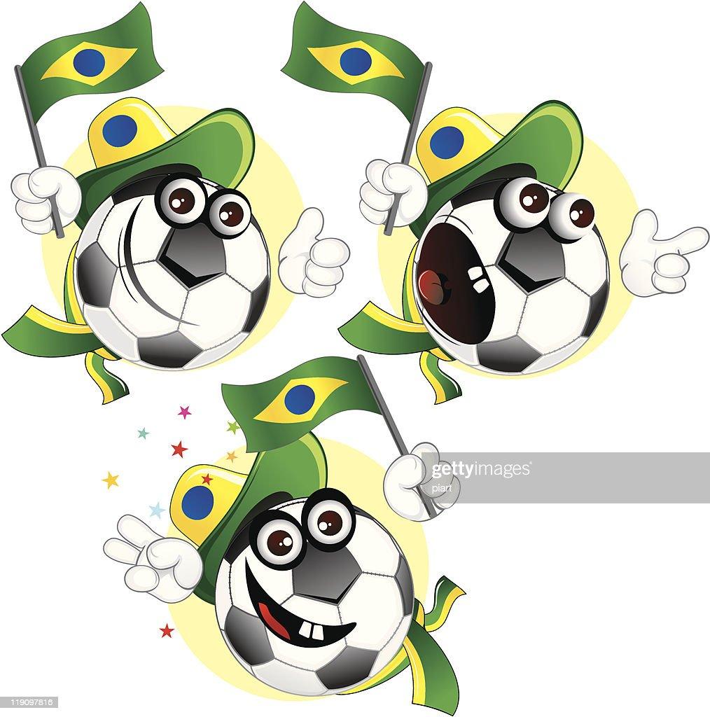 Brazilian cartoon ball