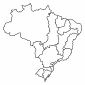 Brazilian hydrographic regions