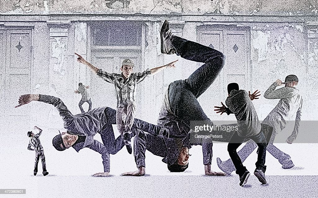 Breakdance Montage
