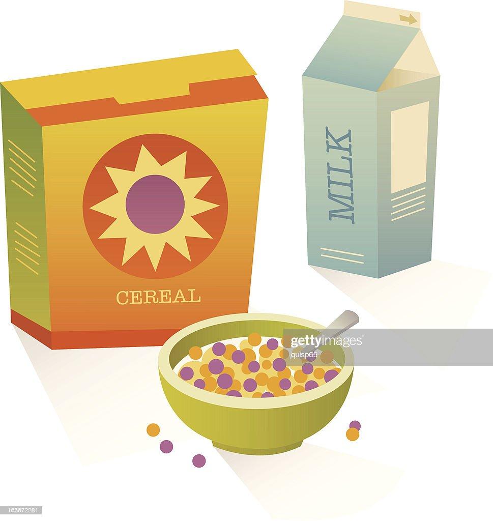 Breakfast Set : stock illustration