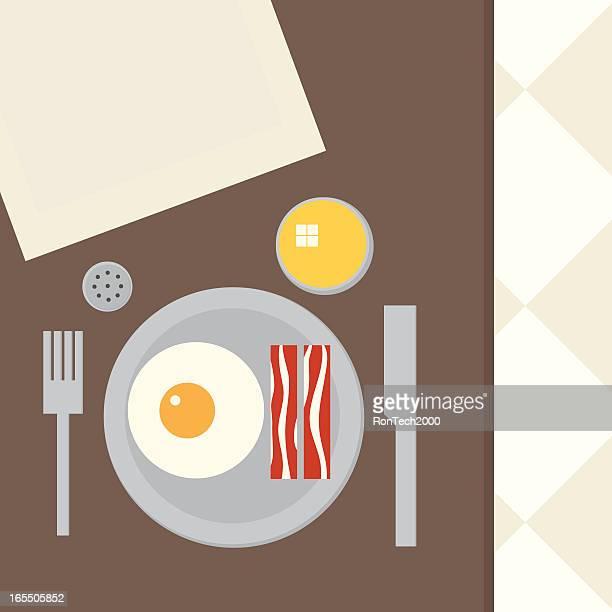 breakfast - orange juice stock illustrations, clip art, cartoons, & icons