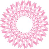 Breast Cancer Awareness Wreath (with JPG)