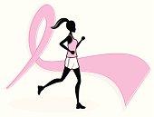 Breast Cancer Runner