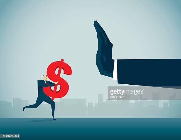 賄賂 - 汚職点のイラスト素材/クリップアート素材/マンガ素材/アイコン素材