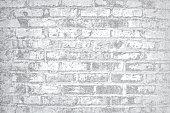 Brick Wall grunge rustic rough textured