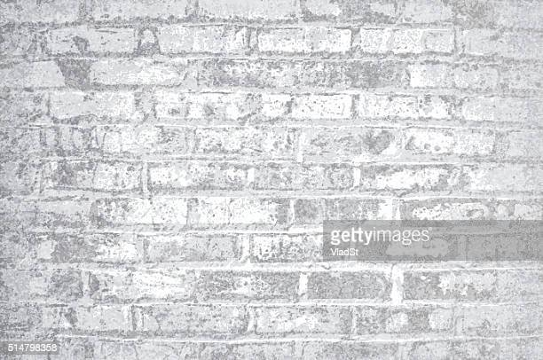 brick wall grunge rustic rough textured - brick stock illustrations