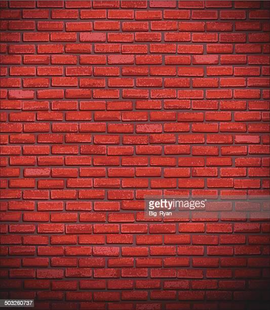 brick wall - surrounding wall stock illustrations
