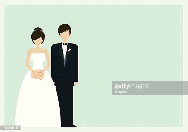 Bridal Couple Panel