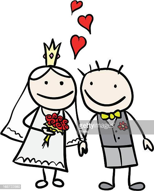 Bride and Groom inlove