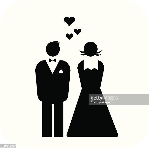 bride and groom – wedding