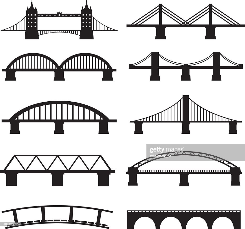 Bridge Icons