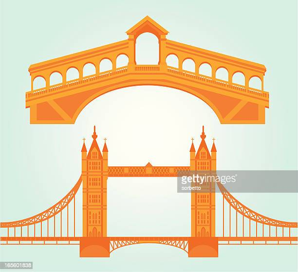 Bridge Landmark Icons