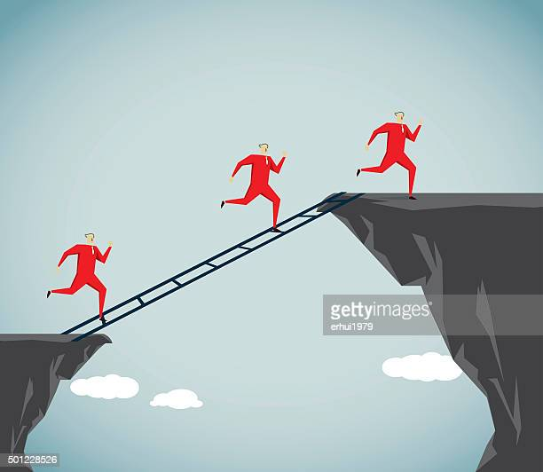 bridge - steep stock illustrations, clip art, cartoons, & icons