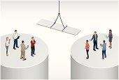Bridging the Gap Illustration