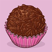 Brigadeiro - Brazilian sweet - Birthday sweet