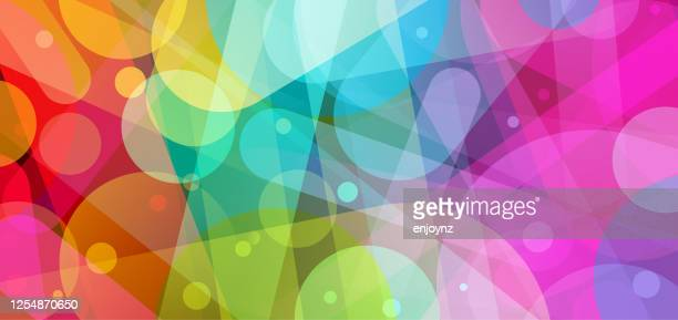 bright abstract background illustration - fun stock illustrations