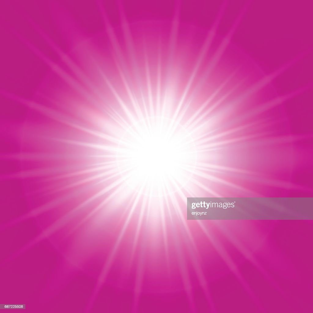 Bright abstract pink background