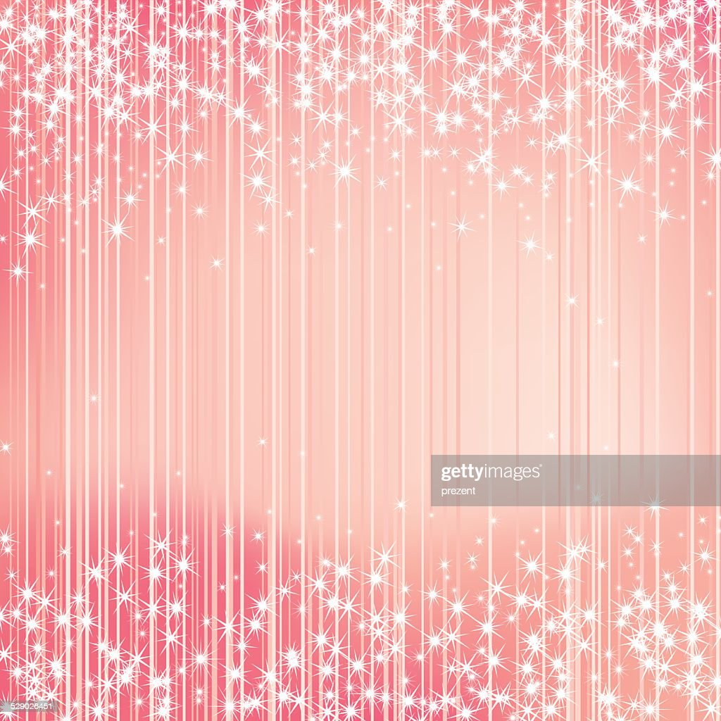 Bright background with stars. Festive design. New Year, Christma