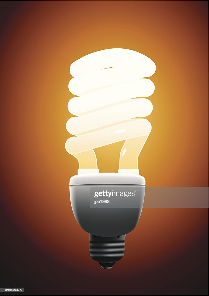 Bright cfl lamp